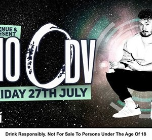TiMO ODV at Madison Ave Friday 27 July