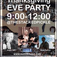 Thanksgiving Eve at The Stacked Pickle