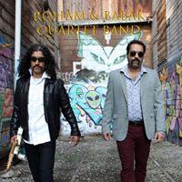 Roham &amp Babak Quartet Band