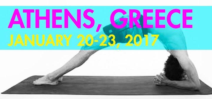 Athens Greece Weekend Workshop Jan 20-23 2017
