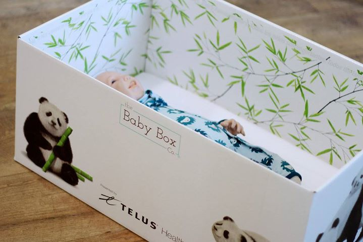 The Baby Box Co. Pop Up Beaverton