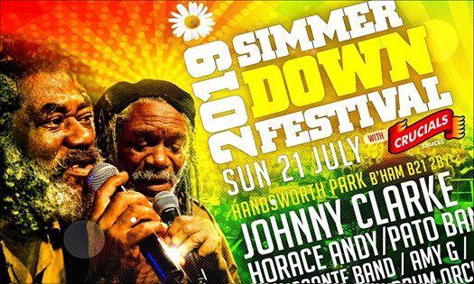Simmer Down Festival 2019