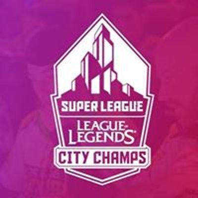Super League Gaming League of Legends