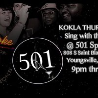 KOKLA Thursday NITE