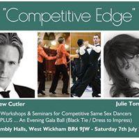 Competitive Edge - Competitor Seminars Workshops &amp Gala Ball