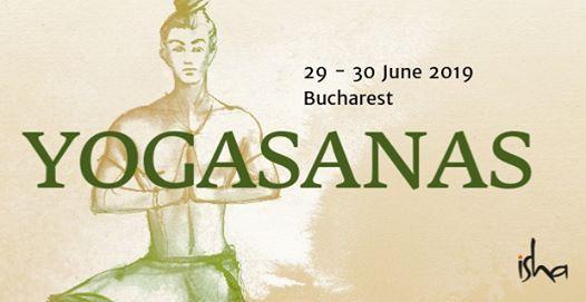 Yogasanas in Bucharest