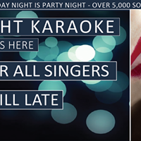 Friday Night Karaoke