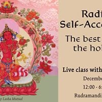 Radical Self-Acceptance The Best Gift for the Holidays