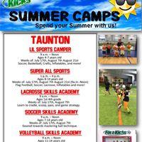 Fore Kicks Summer Camp Taunton