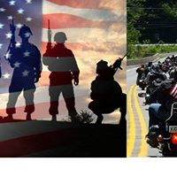 2017 American Legion Pride Ride Post 281