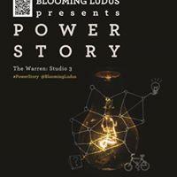 Power Story at the Brighton Fringe 2017