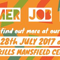 Summer Job Shop Mansfield