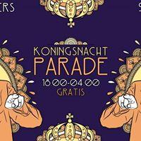 Koningsnachtparade  Liefhebbers &amp StudioK