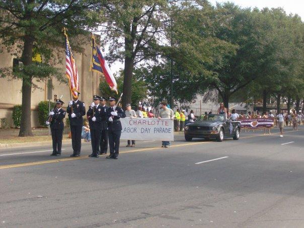 18th Annual Charlotte Labor Day Parade
