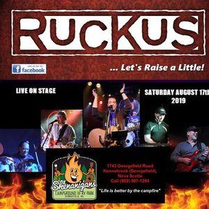 Ruckus at Shenanigans Campground & RV Park