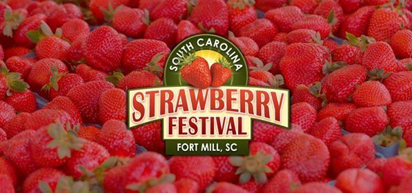 Strawberry Festival 2020 Fort Mill.Creations By Alice At The Sc Strawberry Festival Carolina