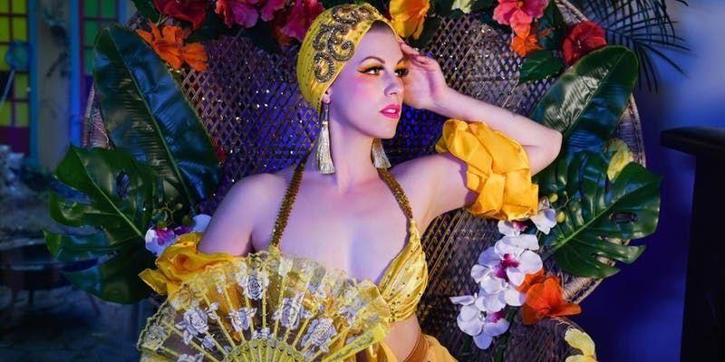 Tour Life & Glamazon Makeup Showbiz Workshops w Vivacious Miss Audacious
