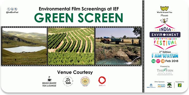 Green Screen - Environmental Film Screenings