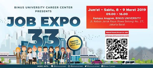 BINUS JOB EXPO