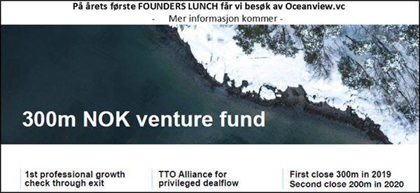 300 millioners fondet Oceanview.vc til Founders Lunch
