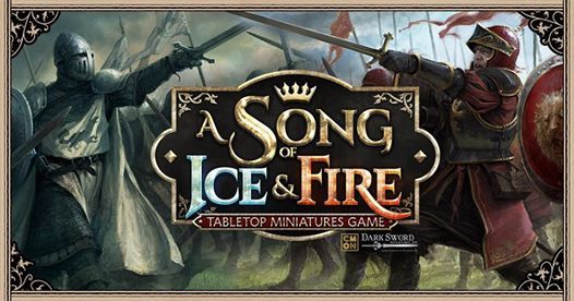 Game Night - A Song of Ice and Fire - Game Kit w/ James Freeman at