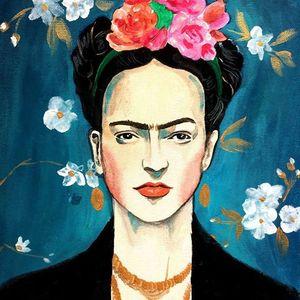 ArtNight Bohemian Frida Kahlo am 30042019 in Regensburg