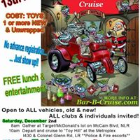 Toys for Tots Toy run.