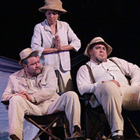 32 International Hispanic Theatre Festival of Miami Tres Viejos Mares