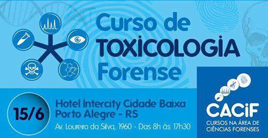 Curso de Toxicologia Forense