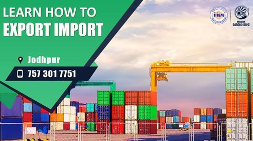 Start and Set up Your Own Import and Export Business - Jodhpur