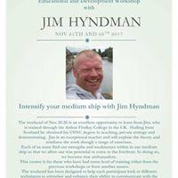 Evening of Mediumship with Jim Hyndman