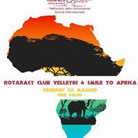 Rotaract Club Velletri &amp Smile To Africa