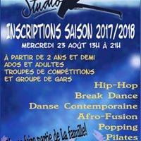 Studio K Inscription saison 20172018
