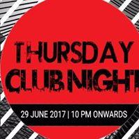Thursday Club Night at Drop