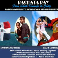 Bachata Day from Santo Domingo tot Cadiz