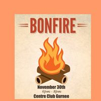 Gurnee Centre Club Bonfire