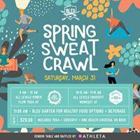 OKCs Spring Sweat Crawl Sponsored by Athleta