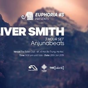 Euphoria 3 presents Oliver Smith  Anjunabeats