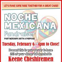 Margaritas Fundraiser Supports Keene Cheshiremen Chorus