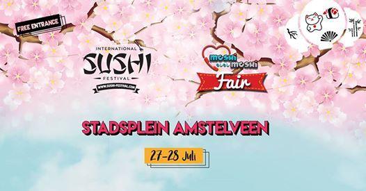Sushi Festival Amstelveen