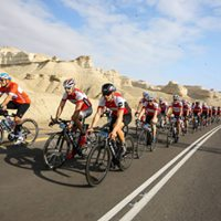 International Gran Fondo Dead Sea Arad Cycling Festival