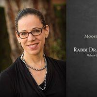 Moosnick Lectureship in Judaic Studies