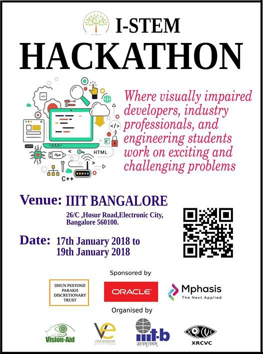 Inclusive Stem Hackathon 2019