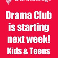 Drama Club for Kids and Teens