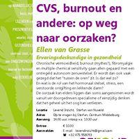GVA CVS burnout en andere mythekanker..Op weg naar oorzaken