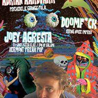 Joey Agresta (VT)  Adrian Aardvark  Doomfuck