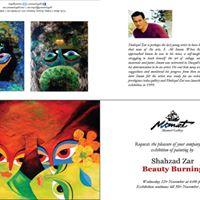 Shahzad zar Beauty Burning
