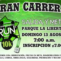 CARRERA ATLTICA DESAMPARADOS RUN