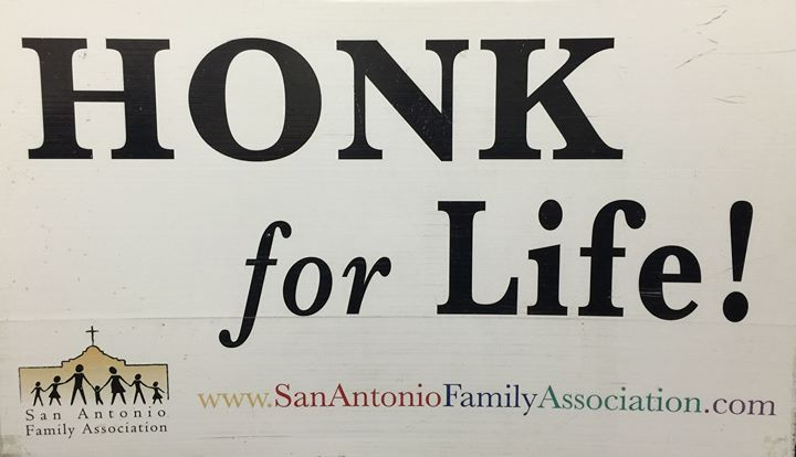 San Antonio Muster for Life