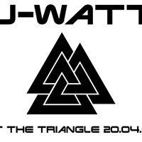 U-Watt at The Triangle 20.04.2018